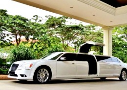 300c limo new front