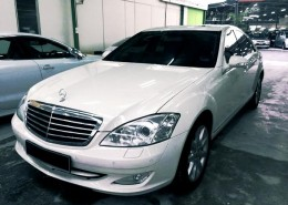 S350 front